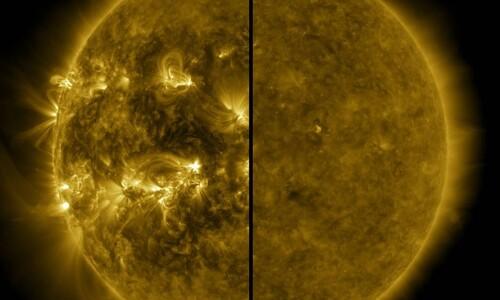 태양 활동 25번째 주기 돌입…흑점이 늘어난다