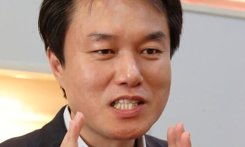 """김종철 """"금기 깨는 정책 필요…연금 통합하고 행정구역 합쳐야"""""""