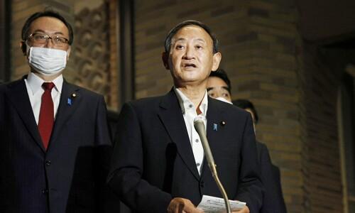 의리 중시하는 스가총리, 왜 한국에시큰둥할까요?