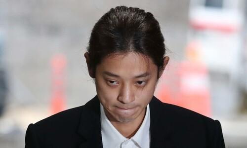 집단 성폭행  정준영 징역 5년, 최종훈 2년6월 확정