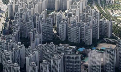 강남4구·세종 아파트값 내재가치의 2배...'거품' 가능성 높다