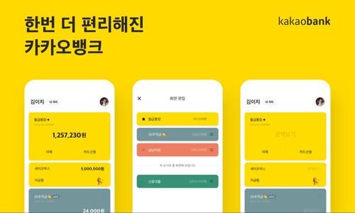 카카오뱅크, 대출 금리 0.15% 인상…신용대출 죄기 본격화