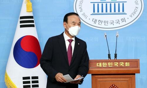 박덕흠 관련 건설사들, 국회의원 배지 달자 8년간 1430억 수주