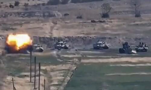 아르메니아-아제르바이잔 무력충돌…서로 '선공' 주장