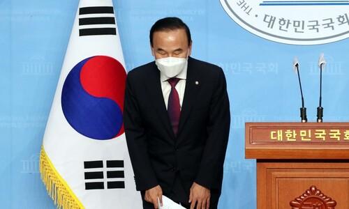 '선거법 위반' 혼자 빠져나간 박덕흠…친형·직원들은 징역형