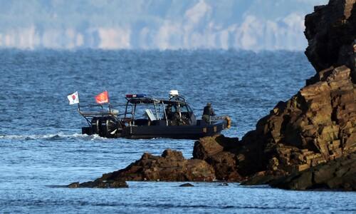 연평도 해상 정찰중인 해병대