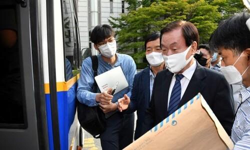 광복절 집회 주최 김경재 전 한국자유총연맹 총재 등 구속