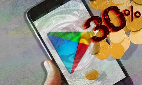 구글도 '앱 통행세 30%' 강제로 물린다