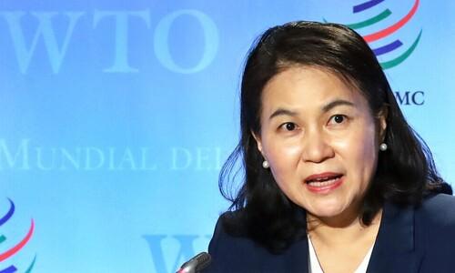 유명희 퇴각? 역전기대?…WTO 사무총장 언제 추대될까
