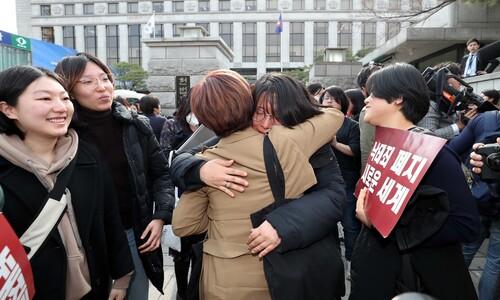 재생산 정의 헌재가 연 문, 정부가 닫았다