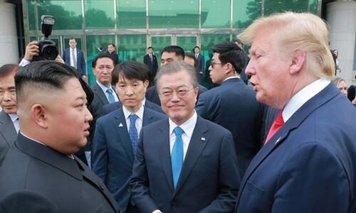 판문점 견학 11월4일 재개