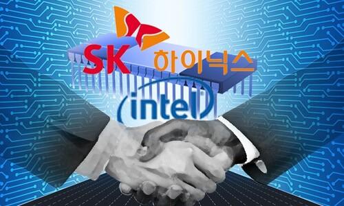 인텔 품은 SK…재계 2위 '눈앞', 낸드플래시 세계 2위 '껑충'