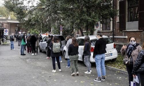 코로나 확산 이탈리아 밀라노, 22일부터 야간 통금 시행될듯