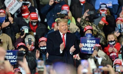 트럼프 '경제' 우위도 잃었다