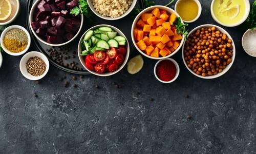 '육즙 부부'의 30일 채식 체험기