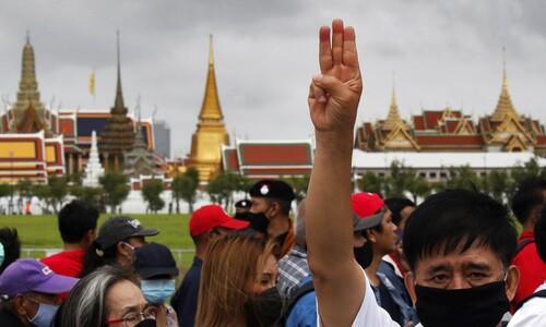 32년 시암혁명, 92년 방콕항쟁, 그리고 2020년 타이시위