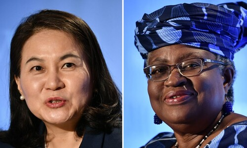 EU, WTO 사무총장으로 나이지리아 오콘조이웨알라 지지