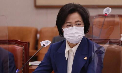 """추미애 """"'옵티머스 부실수사' 대검 합동 감찰하라"""""""