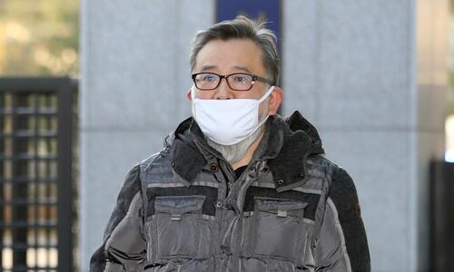 '별장 성접대' 김학의 전 차관 오늘 항소심 선고