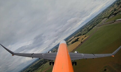 날개 퍼덕이는 항공기 나올까?