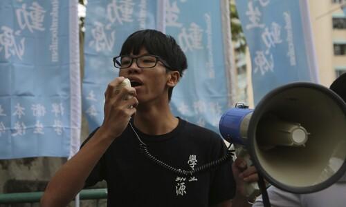 홍콩 활동가 4명 망명 시도, 미 영사관 거부한 듯