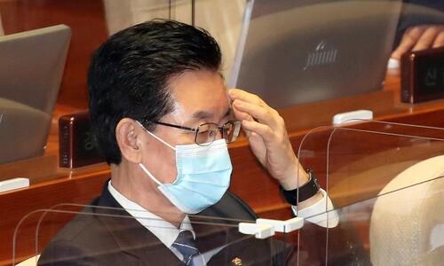 '읍참마속' 민주당 정정순 의원 체포동의안 가결