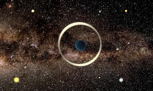 역대 가장 작은 '떠돌이 행성'을 찾았다