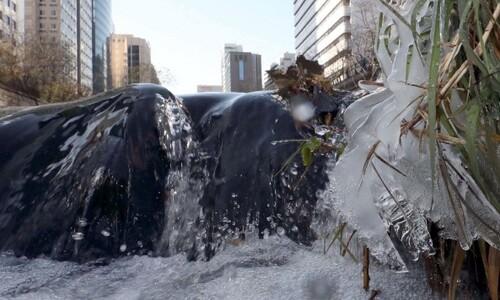 랍테프해가 다시 얼었지만…12월은 다소 춥다, 왜?