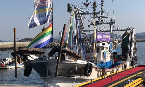 '어선 공공임대' 청년 어부들에 인기 끈다