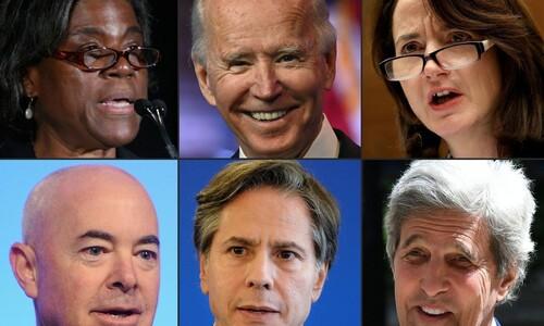 바이든, 외교안보팀 발표…다양성으로 '다시 존경받는 미국' 시동