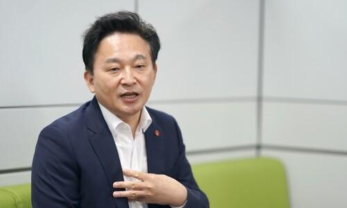 죽 홍보·공짜 피자 제공…검찰, 원희룡에 벌금 100만원 구형