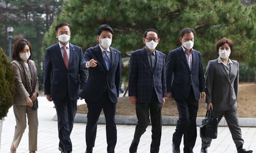 '정치적 액션?'…국민의힘, '추미애 방지법' 잇달아 발의
