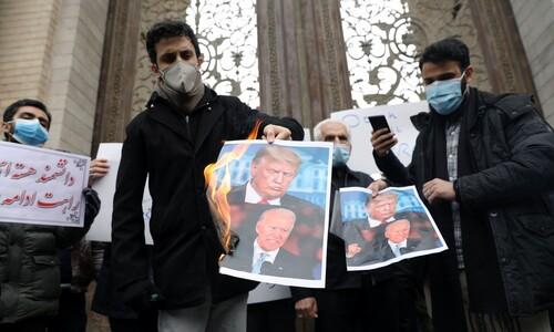 이란 핵과학자 암살로 중동 긴장…진짜 타깃은 바이든?