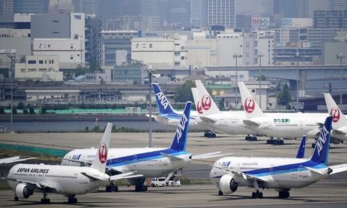 일본서도 'JAL-ANA' 통합 추진설 솔솔 왜?