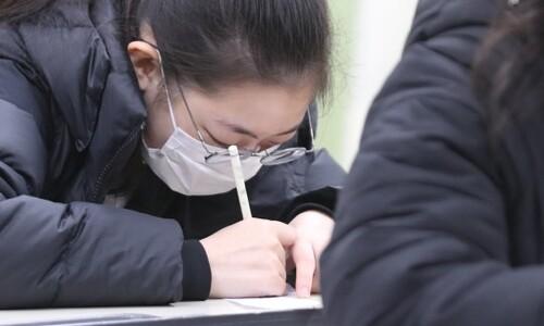 3일 수능날 아침 기온 '영하' 바람 '쌀쌀'…한파 특보 가능성도