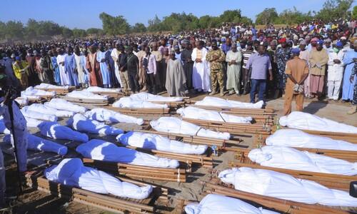 나이지리아 테러로 주민 110여명 사망…보코하람 소행 추정