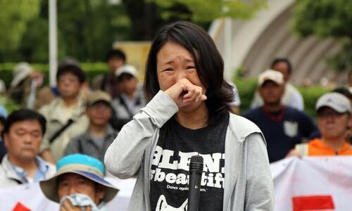 '혐한' 맞선 최강이자씨 인권상