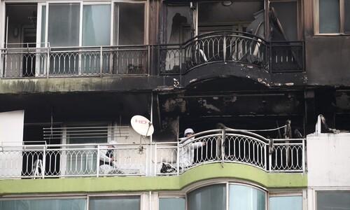 30분만에 4명 숨진 군포아파트 화재…왜 피해 컸나?