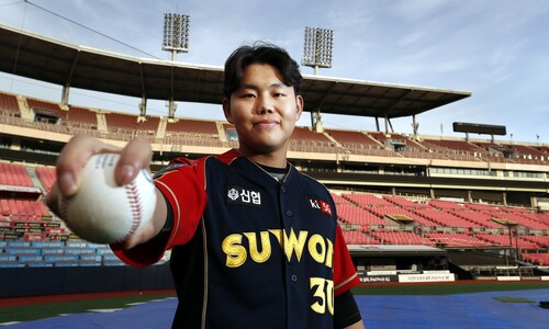 베테랑 심장 가진 19살 '대형준'…영그는 우승·올림픽 대표 꿈