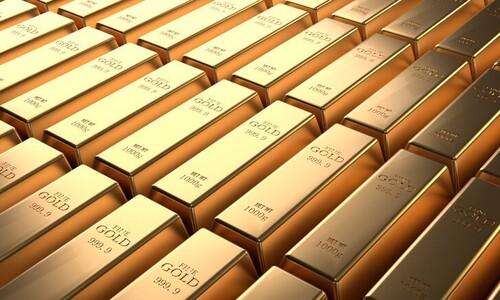 외환보유액 중 '금'은 늘 47.9억 달러…왜?