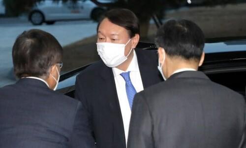 """법무부, 윤석열 징계위 10일로 재연기…""""충분한 방어권 보장"""""""