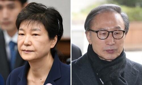'이명박·박근혜 사면' 반대 여론이 압도적인 이유는 뭘까