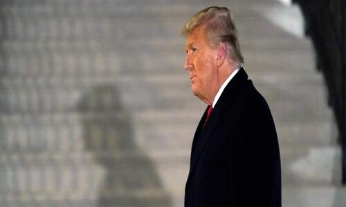 '퇴임 일주일 앞' 또 탄핵…트럼프, 최악 불명예 퇴장