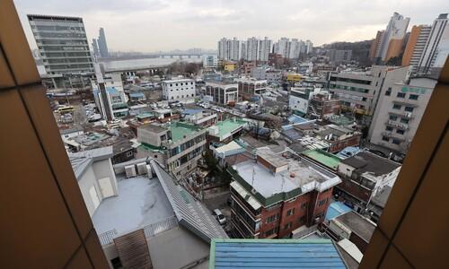 '공공 재개발' 첫 후보지, 흑석·용두·강북·봉천·양평 등 8곳