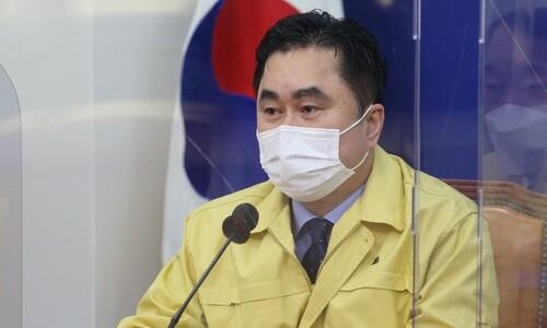 """김종민, 이재명 '철부지' 발언에 """"같은 당 공격하면 어쩌나"""""""