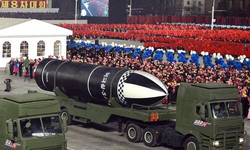 ICBM 없고 김정은 연설 안해…북한, 바이든 취임 전 수위조절?