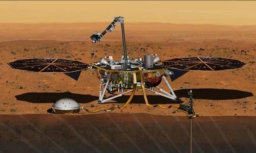 지구 밖 '화성 두더지' 작전, 500번 망치질도 소용없네