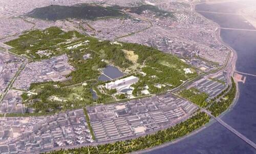 용산 미군기지에 조성되는 첫 국가공원 이름 '용산공원' 확정
