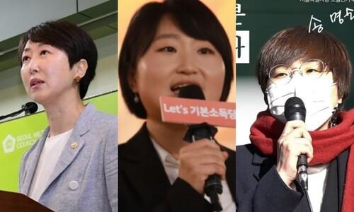 """""""나도 서울시장 후보""""…발 빠른 소수정당 후보들 공약 살펴보니"""
