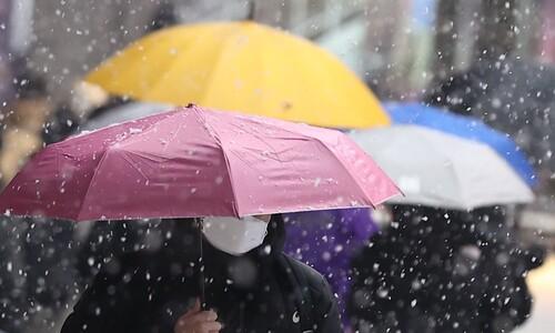 월요일 출근길, '강풍·최대 7㎝ 눈'…19일 영하 19도까지 뚝